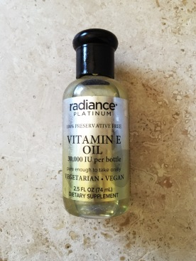 chantal boyajian blog hair mask vitamin e oil