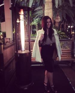 Chantal Boyajian, Vegas Getaway.JPG