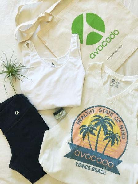 avocado athleisure activewear, chantal boyajian, venice ca