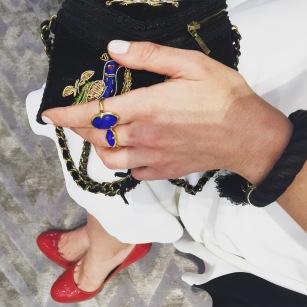 chantal boyajian boyajian trend gallery missoma jewelry lapis lazuli boutique yayoi blogger babes
