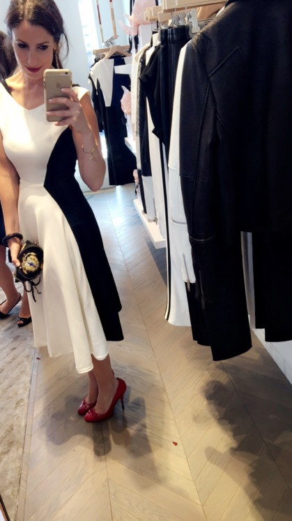 chantal boyajian kls illusion dress blogger babes