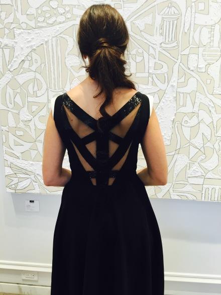 kimora lee simmons dress chantal boyajian blogger babes spring collection