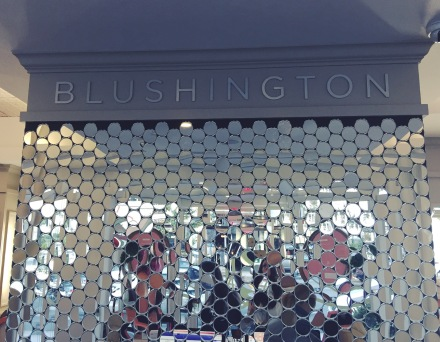 blushington weho entrance