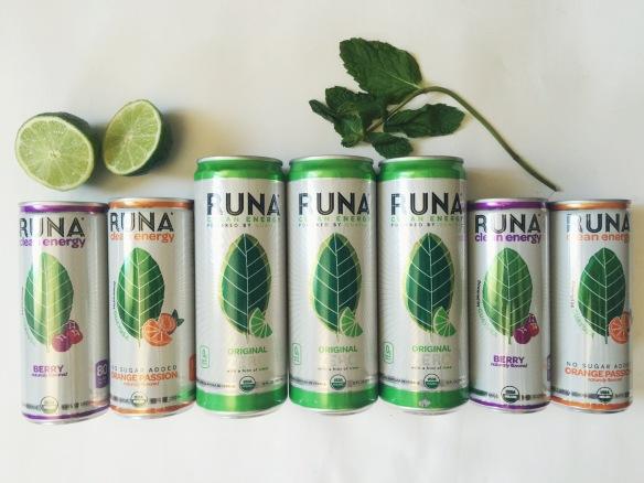 runa org clean energy drinks bottles live authenchic blogger chantal boyajian