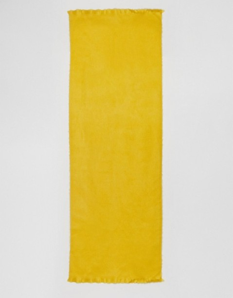 asos-long-woven-scarf-yellow