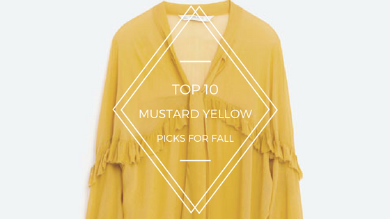 top 10 mustard yellow picks for fall clothes accessories fashion chantal boyajian live authenchic