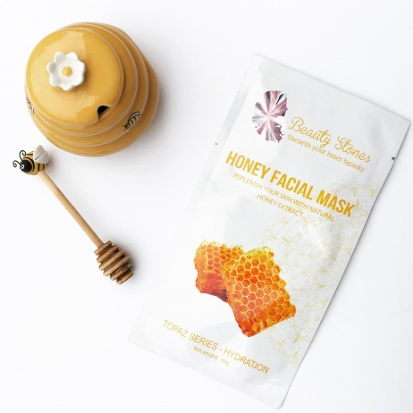 live-authenchic-natural-honey-extract-sheet-mask-facial-beauty-stones