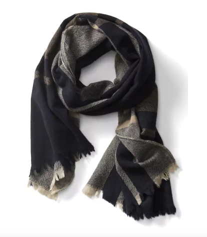 mens-casual-plaid-scarf-banana-republic-gift-guide
