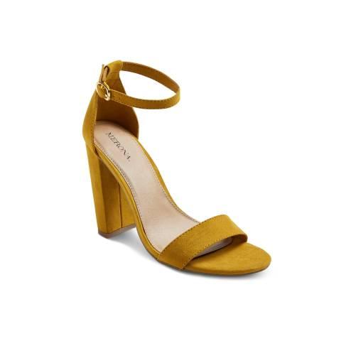 target-lulu-block-heel-mustard-yellow