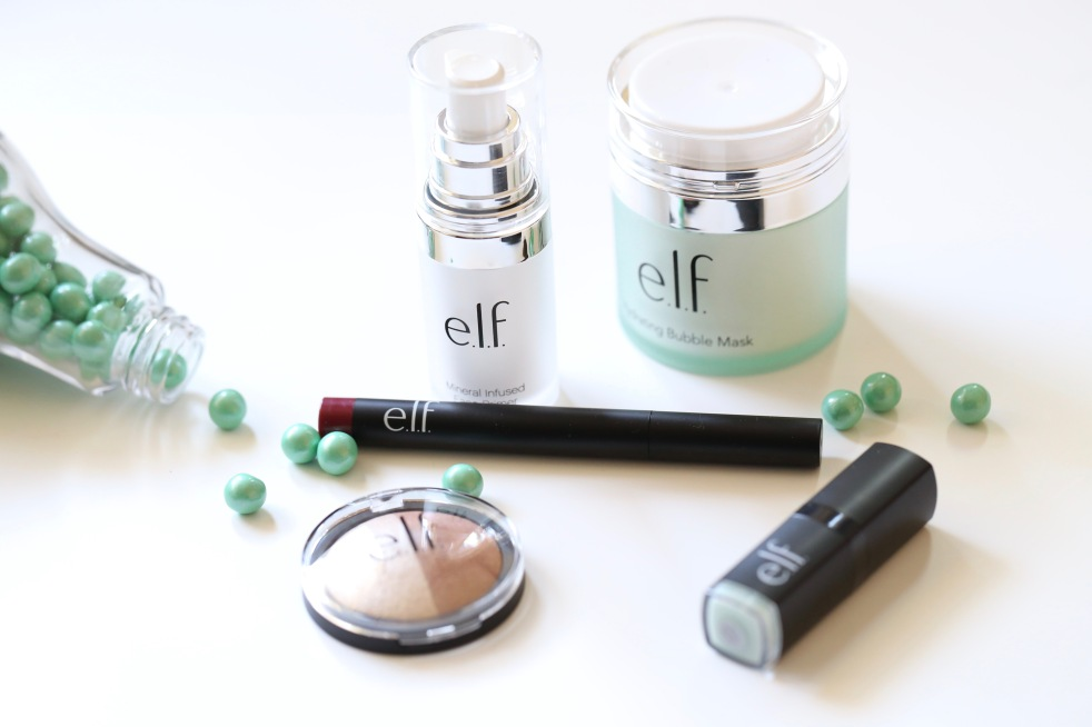 elf e.l.f. cosmetics beauty live authenchic chantal boyajian blogger