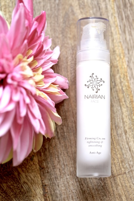 face firming cream natural skincare blogger beauty live authenchic nairian chantal boyajian
