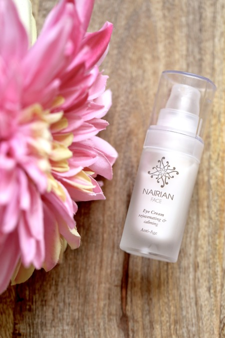 nairian eye cream face skincare natural beauty blogger live authenchic chantal boyajian